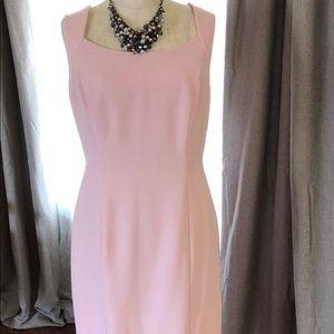 de940a7e Kasper Dresses | Pink Sheath Dress With Jacket | Poshmark